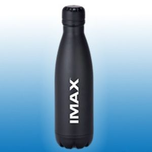 Leeds Dining - IMAX Movie Stainless Steel Double-Walled Bottle
